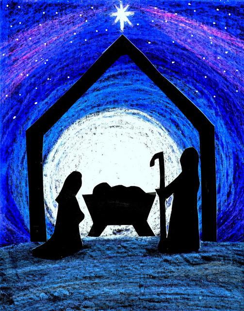 Nativity Silhou...