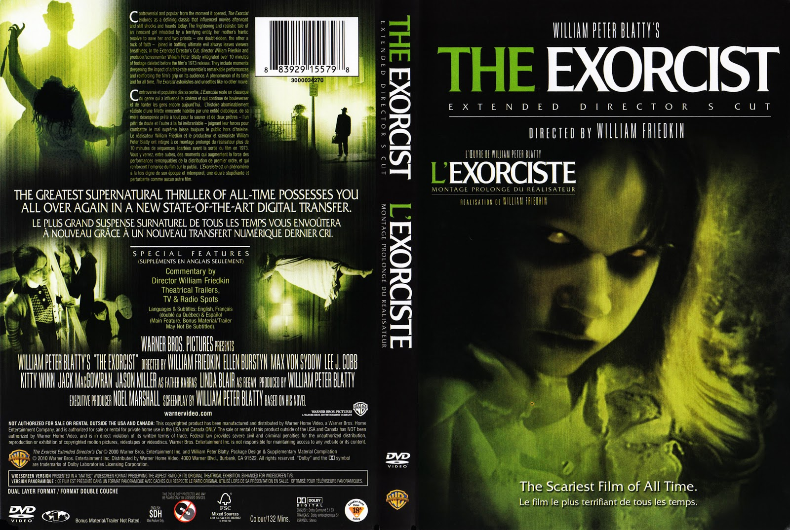 The exorcist movie online free
