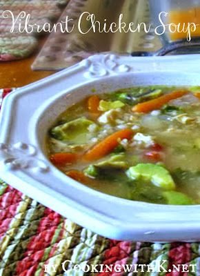 Healthy Chicken Soup