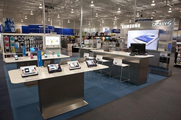Samsung contará con sus propias tiendas gracias a un acuerdo con Best Buy