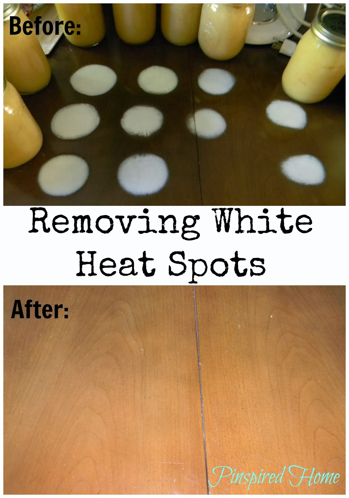 Download Removing white heat stains from a wood table thriftyfun  How To  Remove White Heat. White Heat Stains On Wood Table   Kisekae Rakuen com