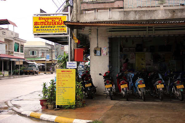 Alquiler de motos en Savannakhet