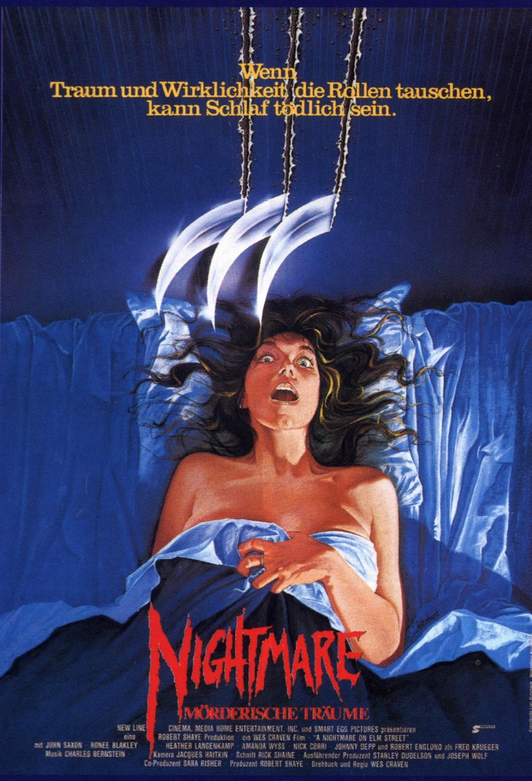 a nightmare on elm street a We reported back in 2015 that a nightmare on elm street was getting another reboot courtesy of warner bros/new line cinema, with david leslie johnson (orphan, the conjuring 2) hired to pen the.