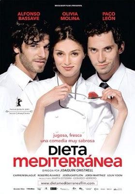DIETA MEDITERRÁNEA (2009) Ver Online - Español latino