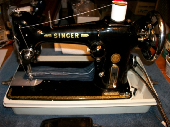 Perfect Stitch The First Singer Zigzag Model 40 Impressive 1953 Singer Sewing Machine