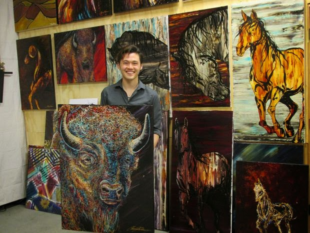 Whats New At Frame By Frame Chance Robinson Artist