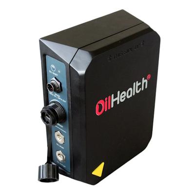Sensor de degradación del aceite lubricante, OilHealth