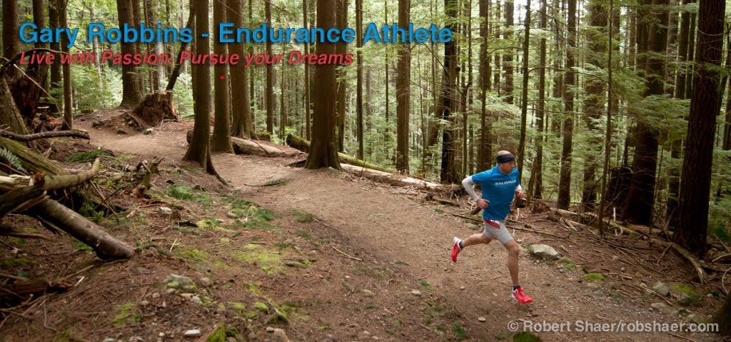 Gary Robbins, Endurance Athlete