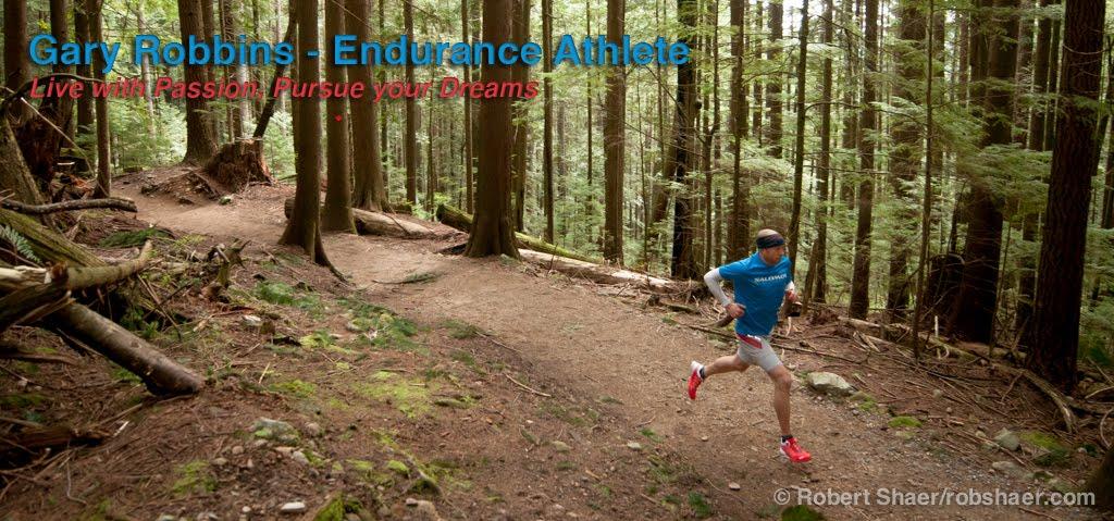 Gary Robbins, Endurance Athlete