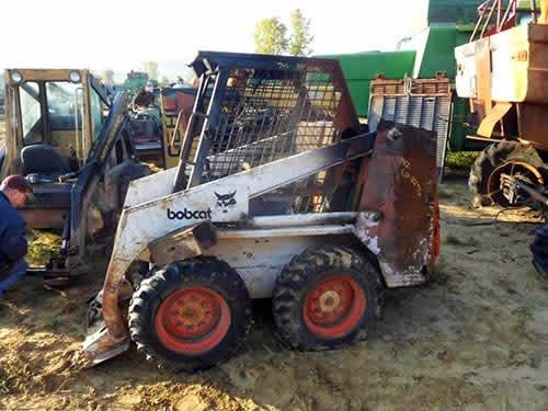 EQ-22996 Bobcat 742