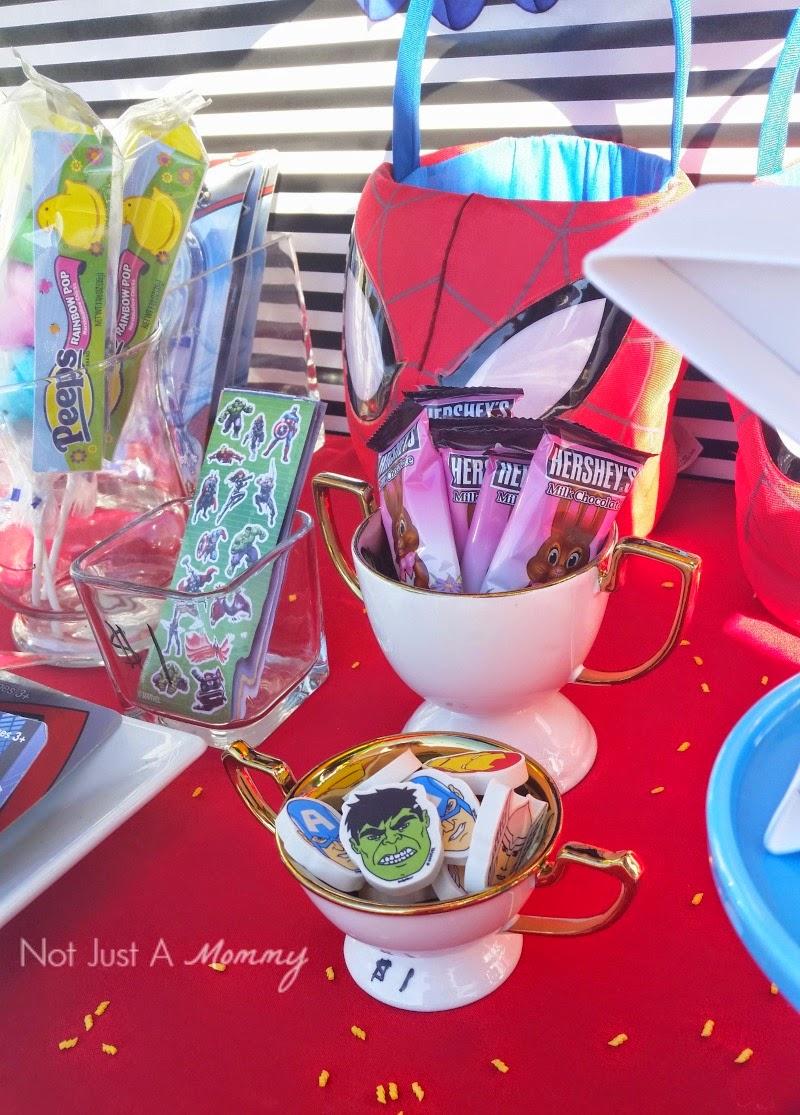 Disney Marvel Easter Egg Hunt prizes