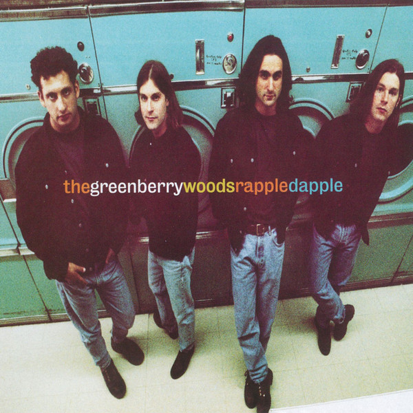 THE GREENBERRY WOODS - Rapple dapple (1994)