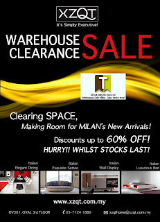 XZQT Warehouse Clearance Sale 2012