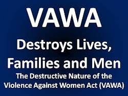 VAWA False Accusations Destroy Families &amp; Society