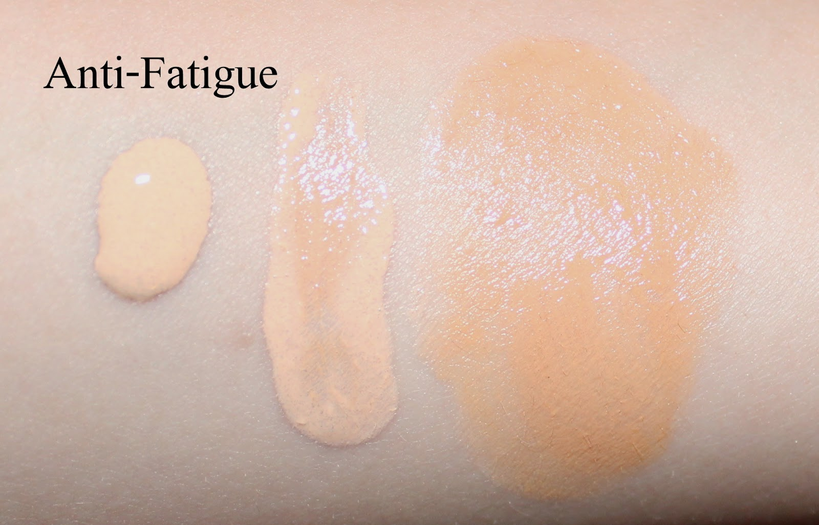 L'Oréal Magic Skin Beautifier BB Cream Anti-Fatigue Swatches