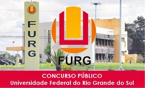 Apostila Concurso FURG RS 2016