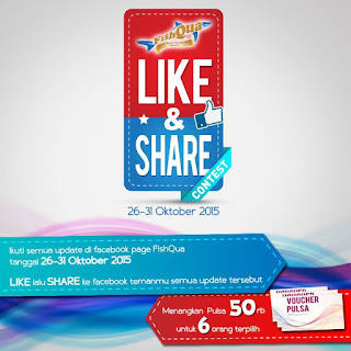 Info Kuis - Kuis Like dan Share