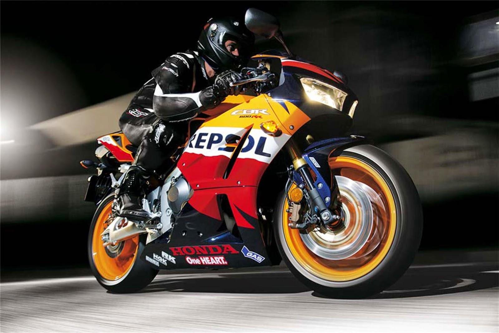 Honda CBR1000RR Repsol Bikes Photos