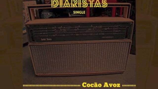 """Cocão Avoz (Versão Popular) lança o som """"DIARISTAS"""""""