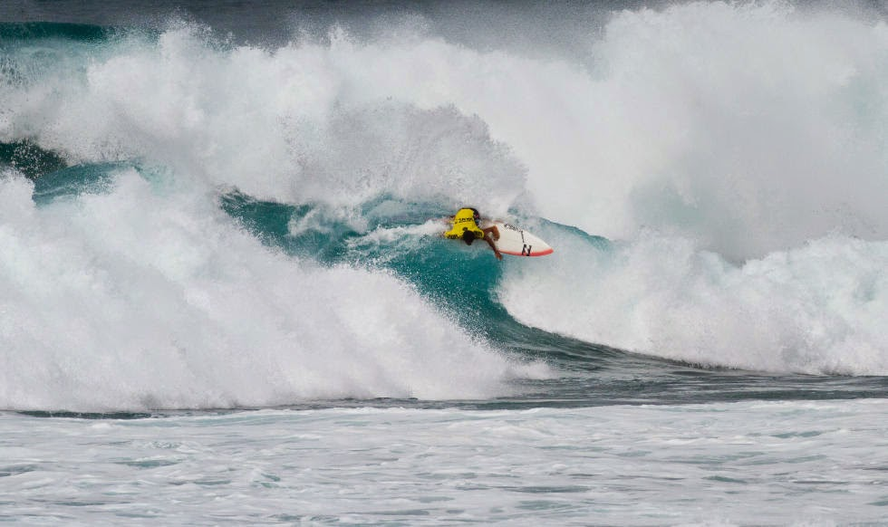 53 Vans World Cup of Sufing 2014 Seth Moniz Foto ASP