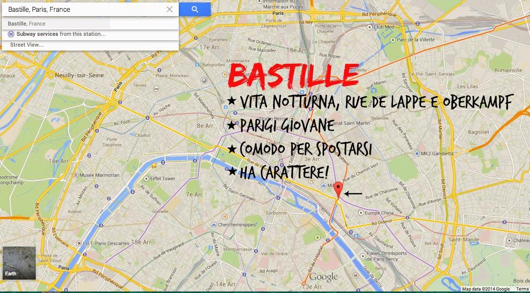 Bastille - Parigi