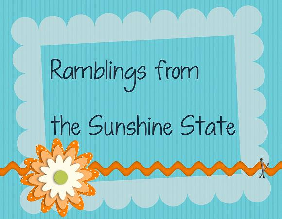Ramblings From The Sunshine State's Favorite Blogs