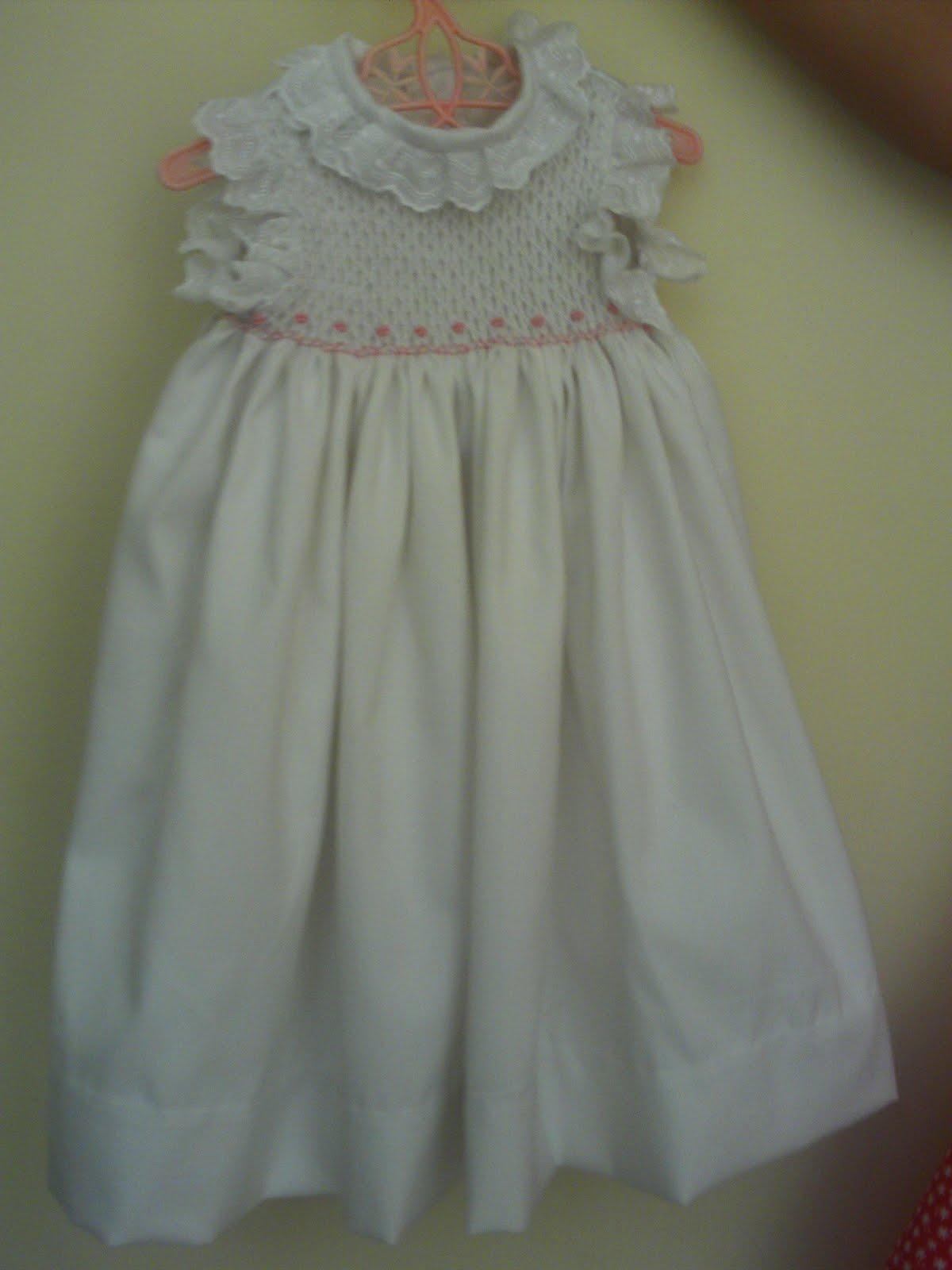 Vestido de punto en ingles
