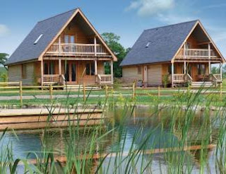 Oasis Lodges in Herefordshire