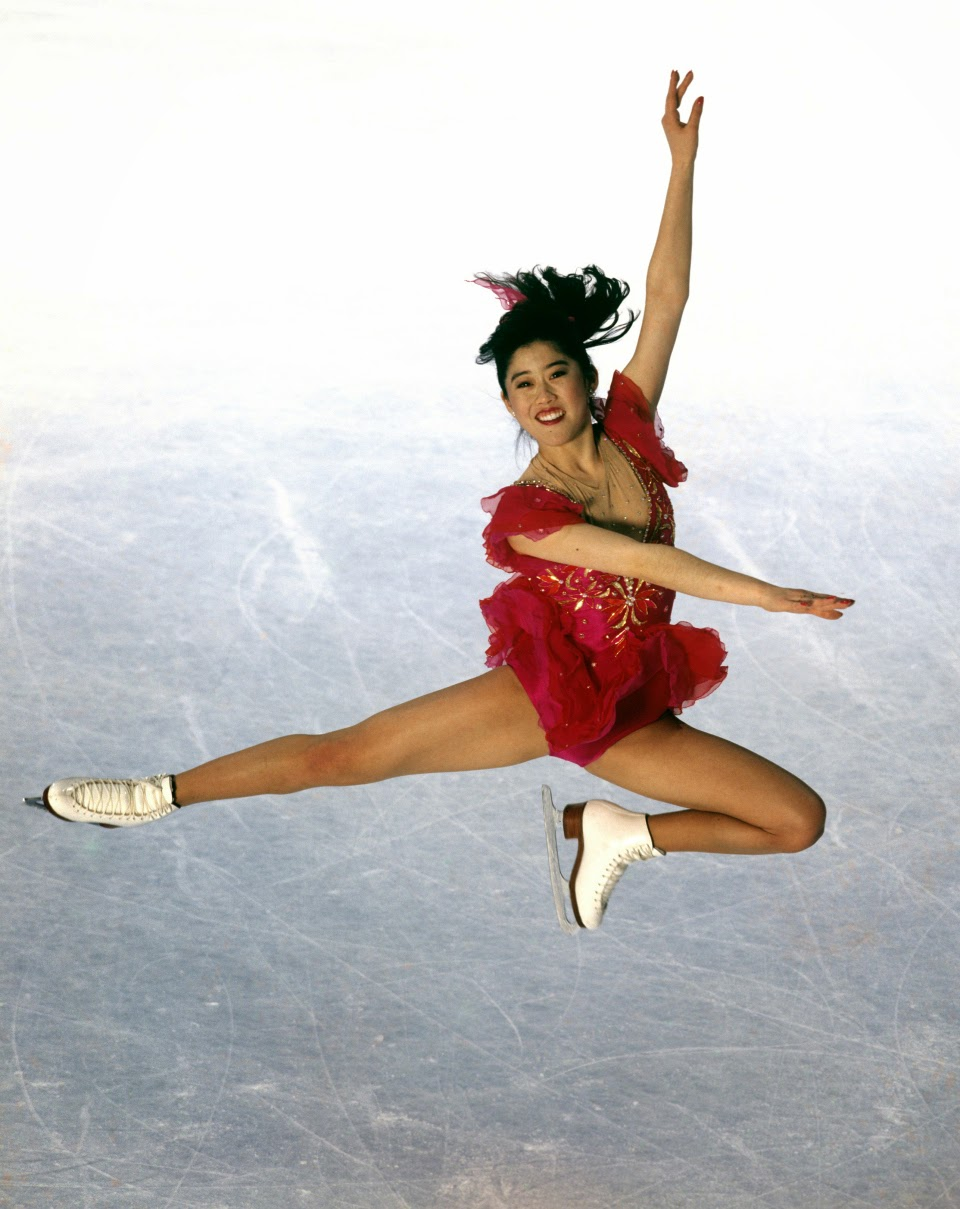 kristi yamaguchi It's been about 25 years since kristi yamaguchi won gold at the 1992 olympics in france, at the age of 21 she was the first american woman in 16 years to win the.