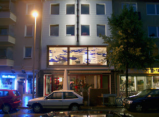Richard Müller: Ruth Scheurer Hannover Nacht Spandau sur mer
