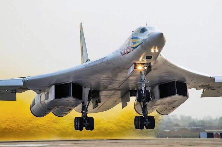 Tupolev tu-160M2