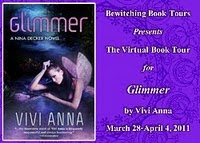 Blog Tour Review: Glimmer by Vivi Anna