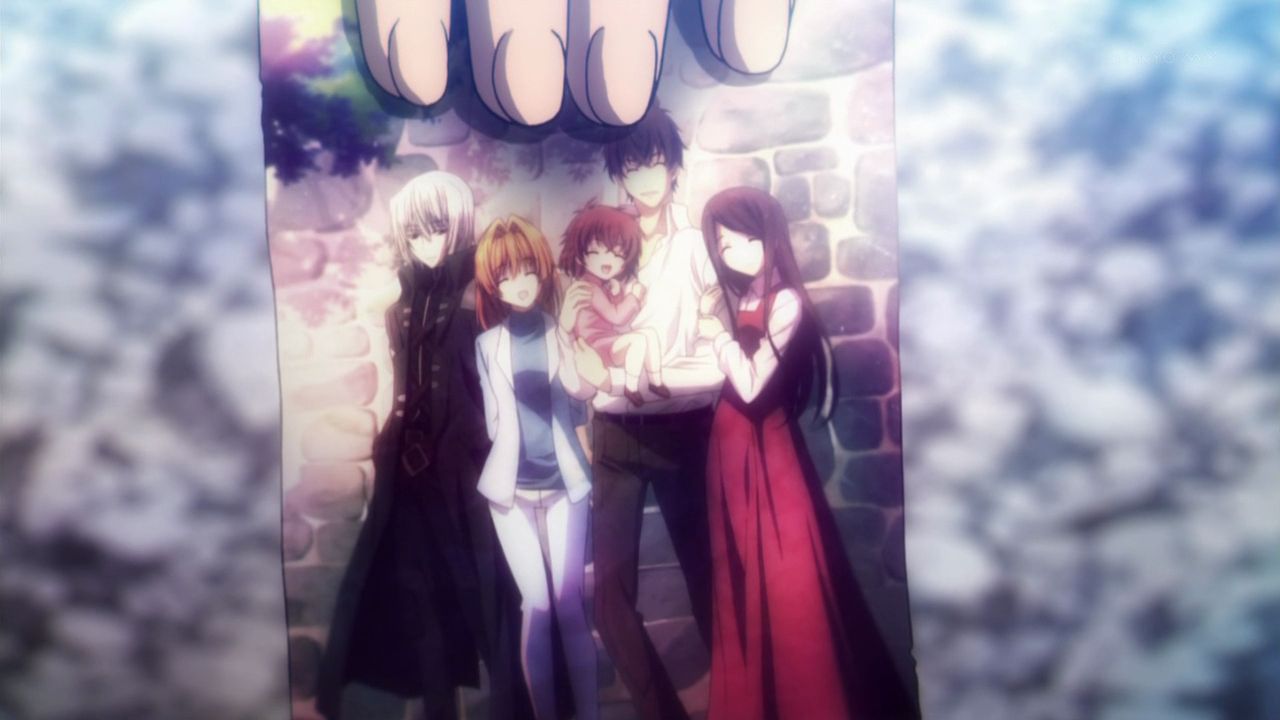 Anime Weekly Kamisama No Inai Nichiyoubi Ep03