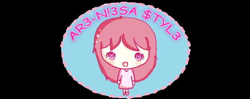 ar3-n!3sa $tyl3