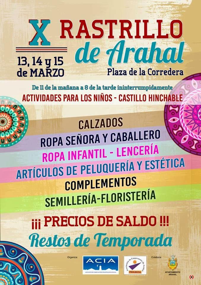 X RASTRILLO DE ARAHAL