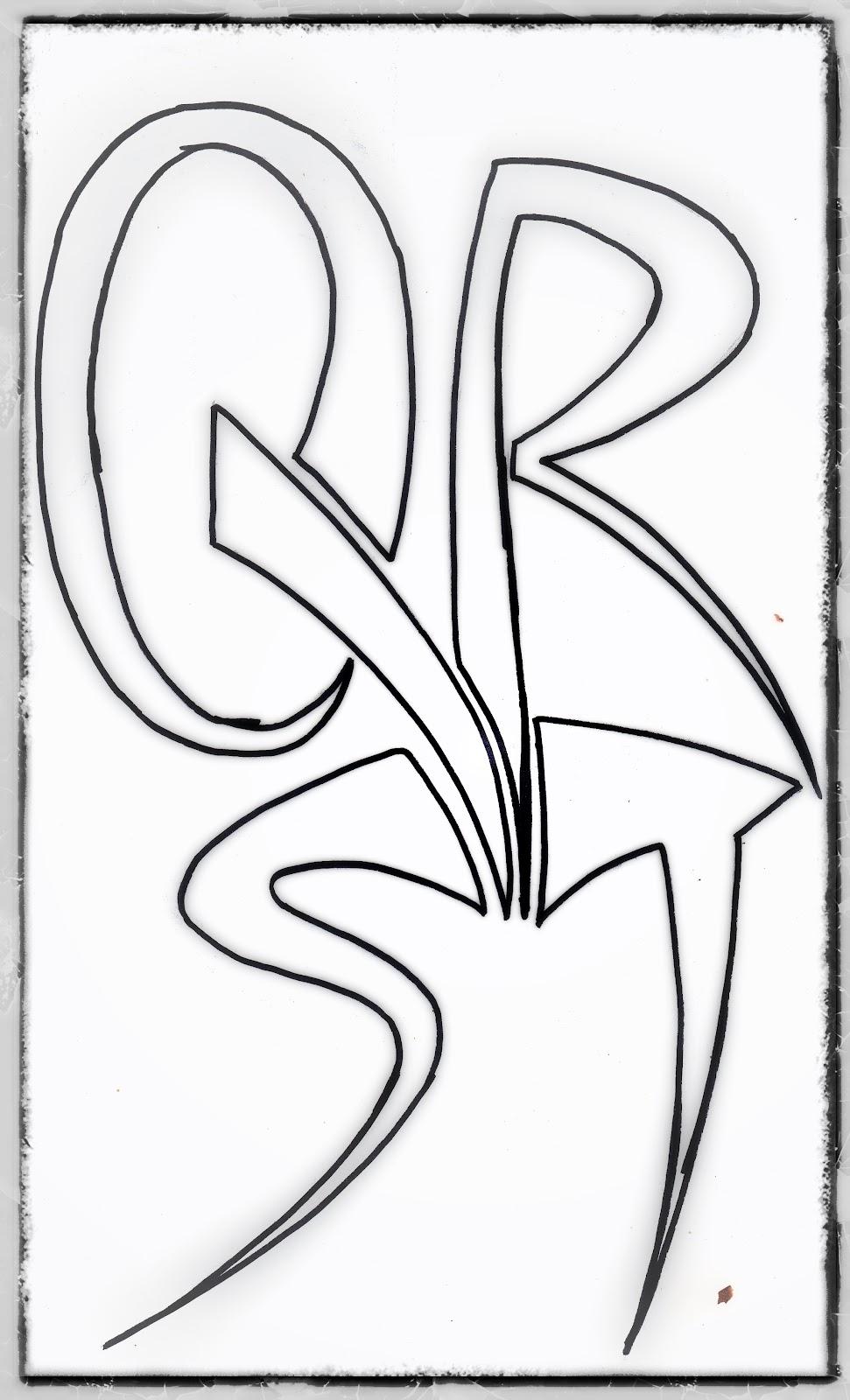 Stylish Letter Q Stylish Letter R Stylish Letter S Stylish Letter T. D ART  Stylish Letters A to Z