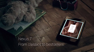 Google outs two new Nexus 7  2013 ads , reminds the tablet still exists [ VIDEO ]