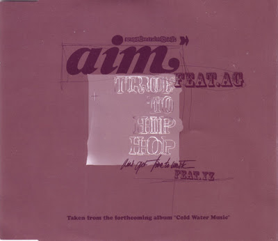 Aim – True To Hip Hop (CDS) (1999) (FLAC + 320 kbps)