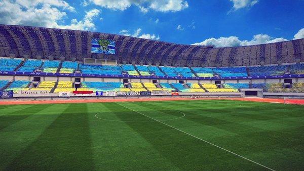 Stadion Gelora Bandung Lautan Api untuk PES 2016