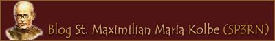 Blog St. Maximilian Maria Kolbe (SP3RN)
