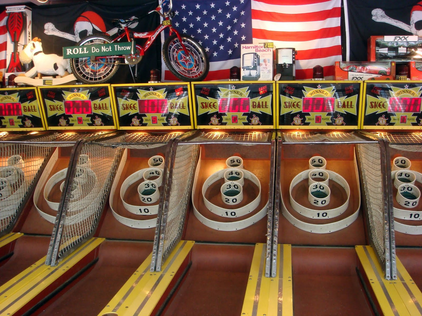 Handy Man, Crafty Woman: I Want a Skee Ball Lane in My House