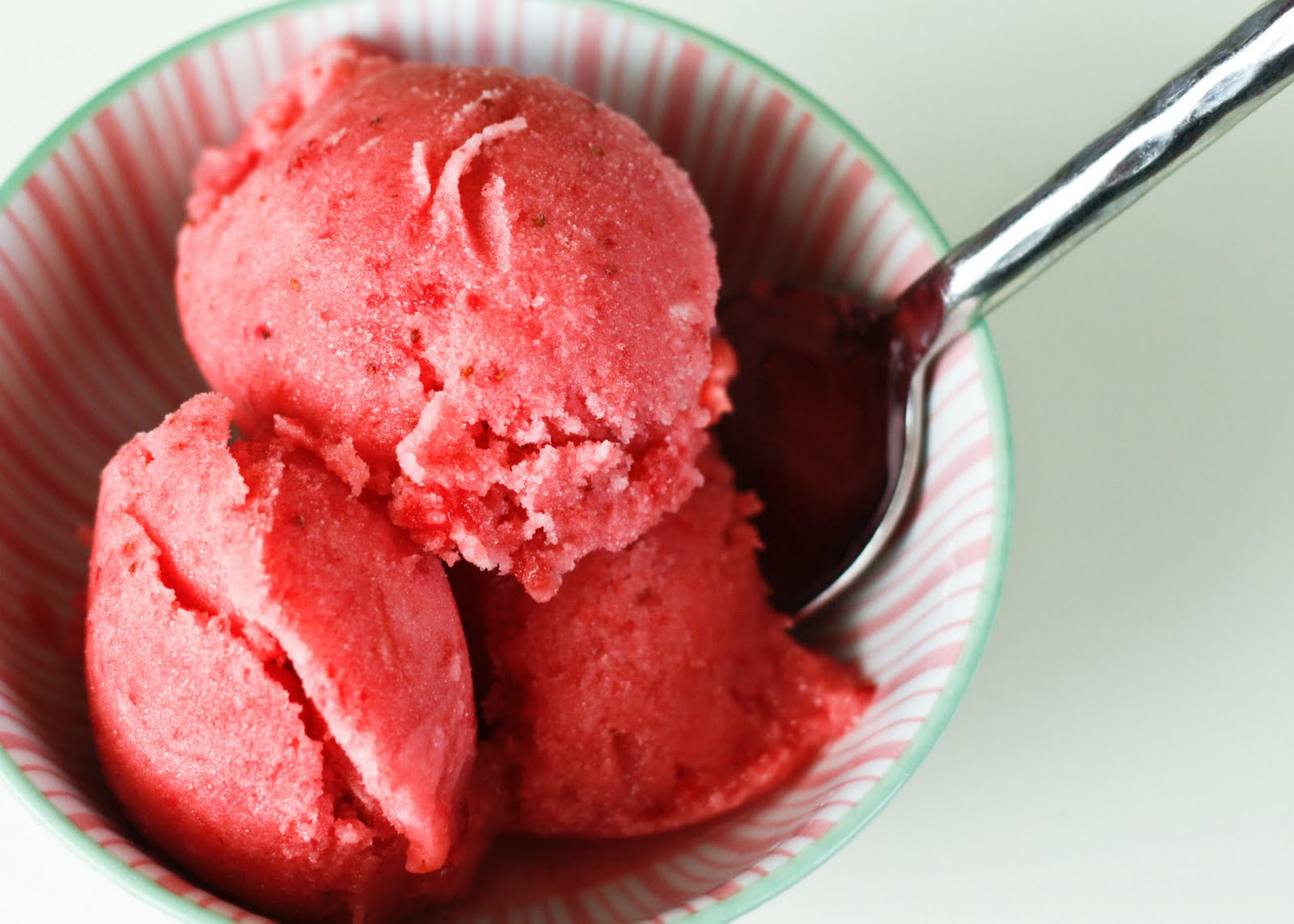 Strawberry Gelato Recipe — Dishmaps