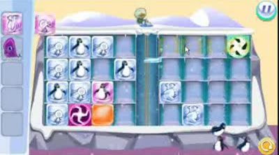 Antarctica Puzzle game for Symbian S60v5 and Symbian^3