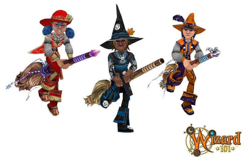 wizard101 wizards