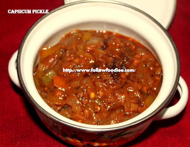 Easy pickle recipe