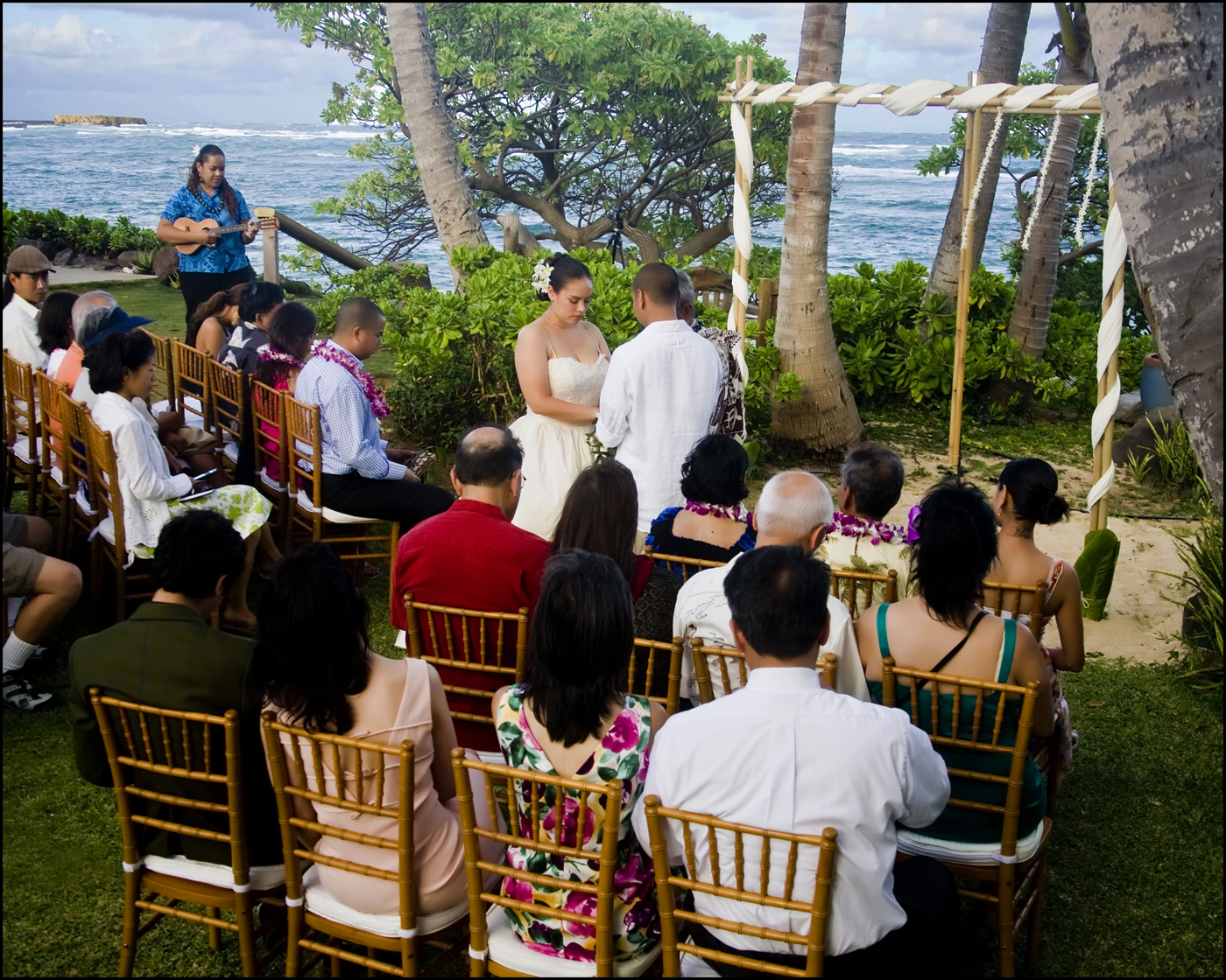 Aloha Bridal Gallery Rent A House On Oahuand Get Married There