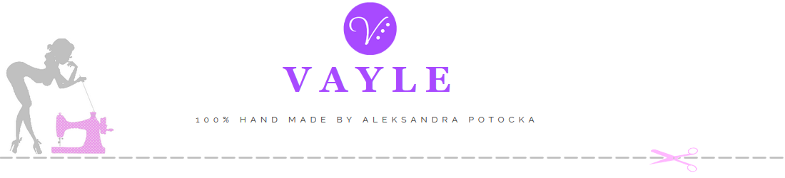 Vayle - szycie, diy, tutoriale