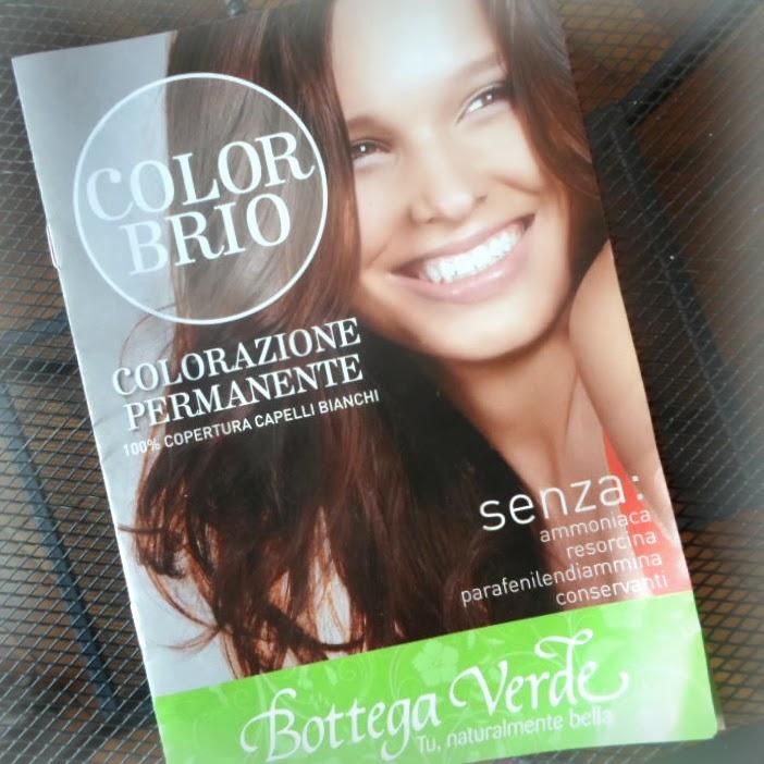 Favorito La Ligne Graphique: Tinta per capelli Bottega Verde LE64