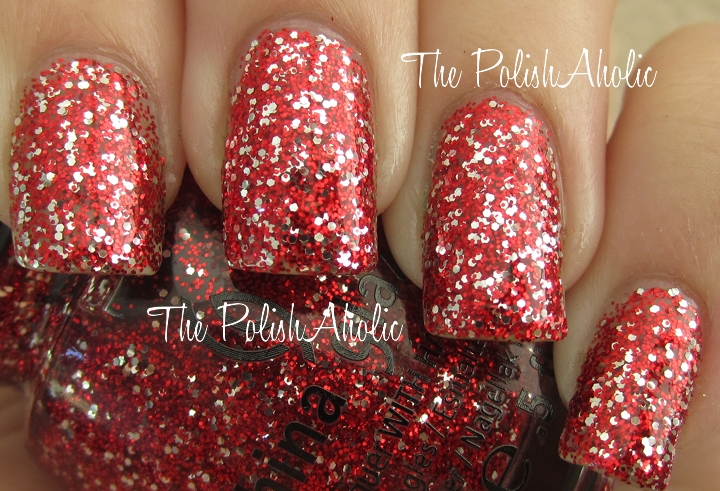 The PolishAholic: China Glaze Eye Candy Collection Swatches!