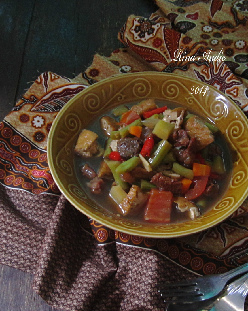 Resep Sayur Santan Labu Siam, Sarapan yang Bikin Kenyang